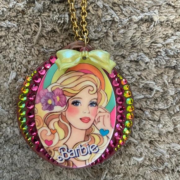 Barbie x Tarina Tarantino collectors necklace